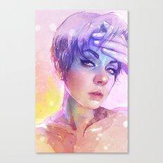 Hark Work Canvas Print