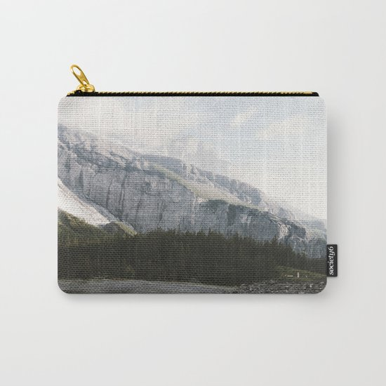 Airy Mountain Lake - Landscape Photography Carry-All Pouch