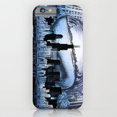 chicago city skyline iPhone 6s Slim Case