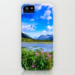 God's Country - IV iPhone Case