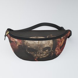 The Plague Was Born on X-mas Day Fanny Pack