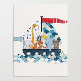 little sailers Poster