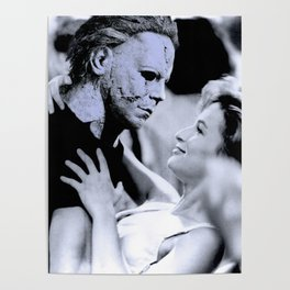 MICHAEL MYERS IN DIRTY DANCING Poster