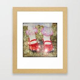 The Dorothy Effect Framed Art Print