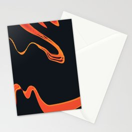Liquid Fire Stationery Cards