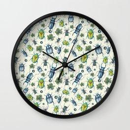 Beetlemania - Y Wall Clock