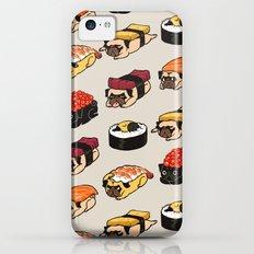 Sushi Pug iPhone 5c Slim Case