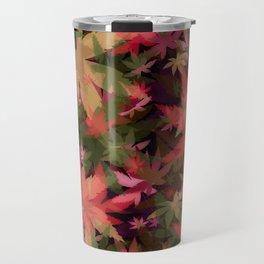 Candys Crazy Cannabis Camo 2 Travel Mug