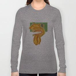 A Mouthful Long Sleeve T-shirt