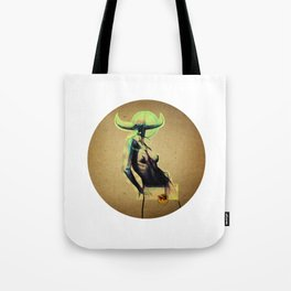 Pasiphaë - Wide-shining - Queen Tote Bag