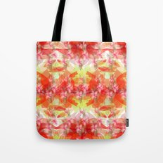 Fantasy in red Tote Bag