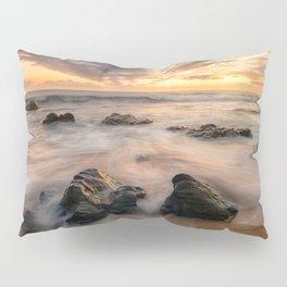 Kinnagoe Bay | Ireland  (RR80) Pillow Sham
