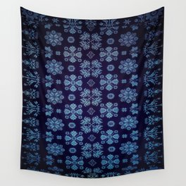 Floral Fabric Vintage Gift Pattern #5 Wall Tapestry