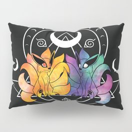 Cosmic Kurama Pillow Sham