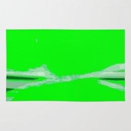 Green Twist Rug