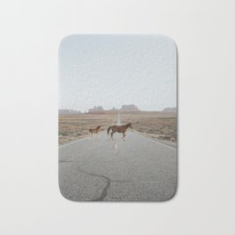 Valley Horses Bath Mat