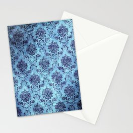 Royal Antique Flower Pattern Stationery Cards