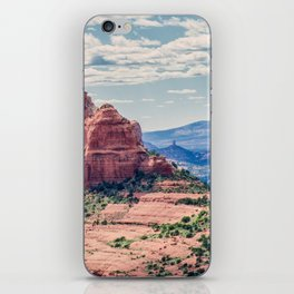 Sedona Red Rocks iPhone Skin