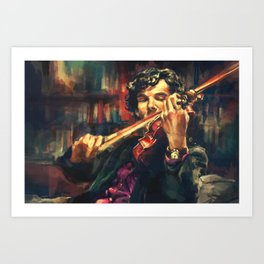 Virtuoso Art Print