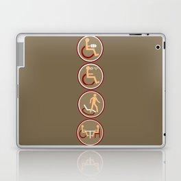 4 DISABILITY Laptop & iPad Skin