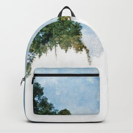 MM 320 . Blue Trees x White Skies Backpack