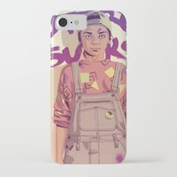 90s iPhone & iPod Cases featuring 80/90s - A. by Mike Wrobel
