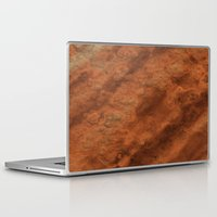 mars Laptop & iPad Skins featuring Mars by Lyle Hatch