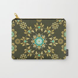 golden pattern Carry-All Pouch
