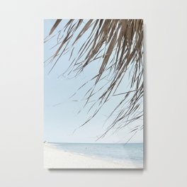 Beach spirit Metal Print