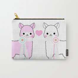 Alpaca Love Carry-All Pouch