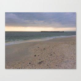 Sunset, Gasparilla Island Canvas Print