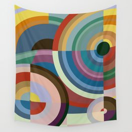 Colour Revolution THREE Wall Tapestry