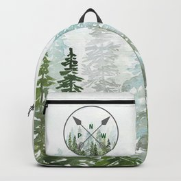 Icons of the Pacific Northwest Backpack
