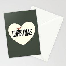 Merry Christmas 1- Holidaze Stationery Cards