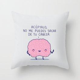 Acéptalo Throw Pillow
