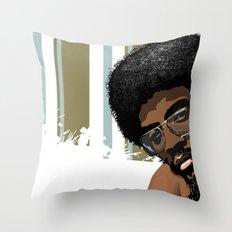 Vector Herbie Hancock Throw Pillow