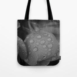Flowers and Rain Tote Bag