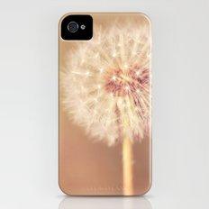 Dreamy Dandelion Slim Case iPhone (4, 4s)