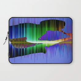 The saxophone player 02 Laptop Sleeve