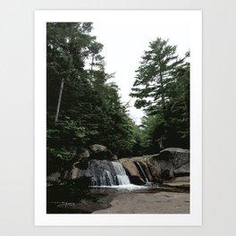 Grafton Notch State Park, Maine Art Print