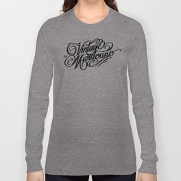 Vintage Murderino Long Sleeve T-shirt