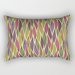 summer foliage Rectangular Pillow