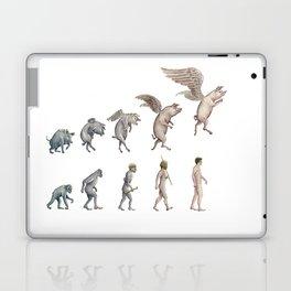 Darwin's Inspiration Mug Laptop & iPad Skin