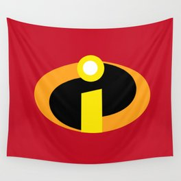 Incredibles Wall Tapestry