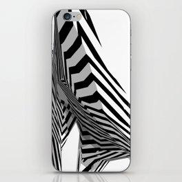 'Untitled #02' iPhone Skin