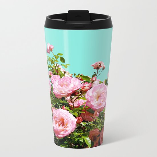 Blissful #society6 3decor #buyart Metal Travel Mug