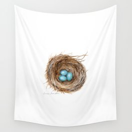 Life is Fragile by Teresa Thompson Wall Tapestry