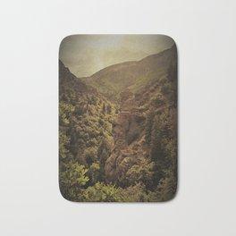 Mountain View Bath Mat