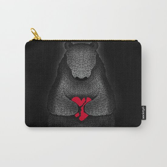 Broken Carry-All Pouch
