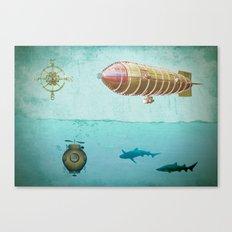 Navigators Canvas Print